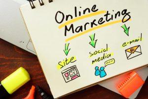 marketing trong bán hàng online