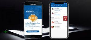 Doopage phần mềm chăm sóc khách hàng hiệu quả