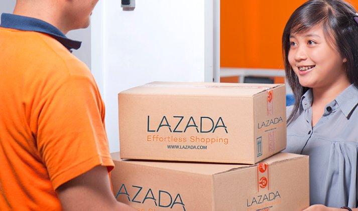 cá nhân bán hàng trên Lazada online