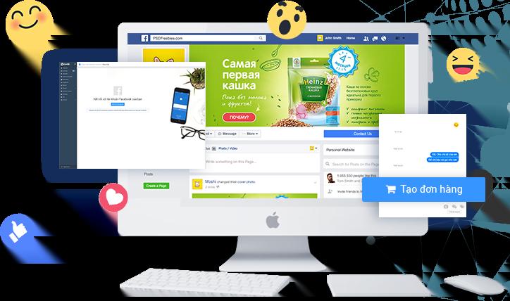 phần mềm quản lý bán hàng facebook