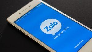 Zalo là phần mềm chăm sóc khách hàng miễn phí hiệu quả