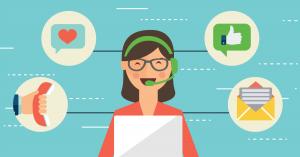 Thái độ tư vấn tốt giúp tăng tỉ lệ chốt đơn hàng trên facebook cá nhân