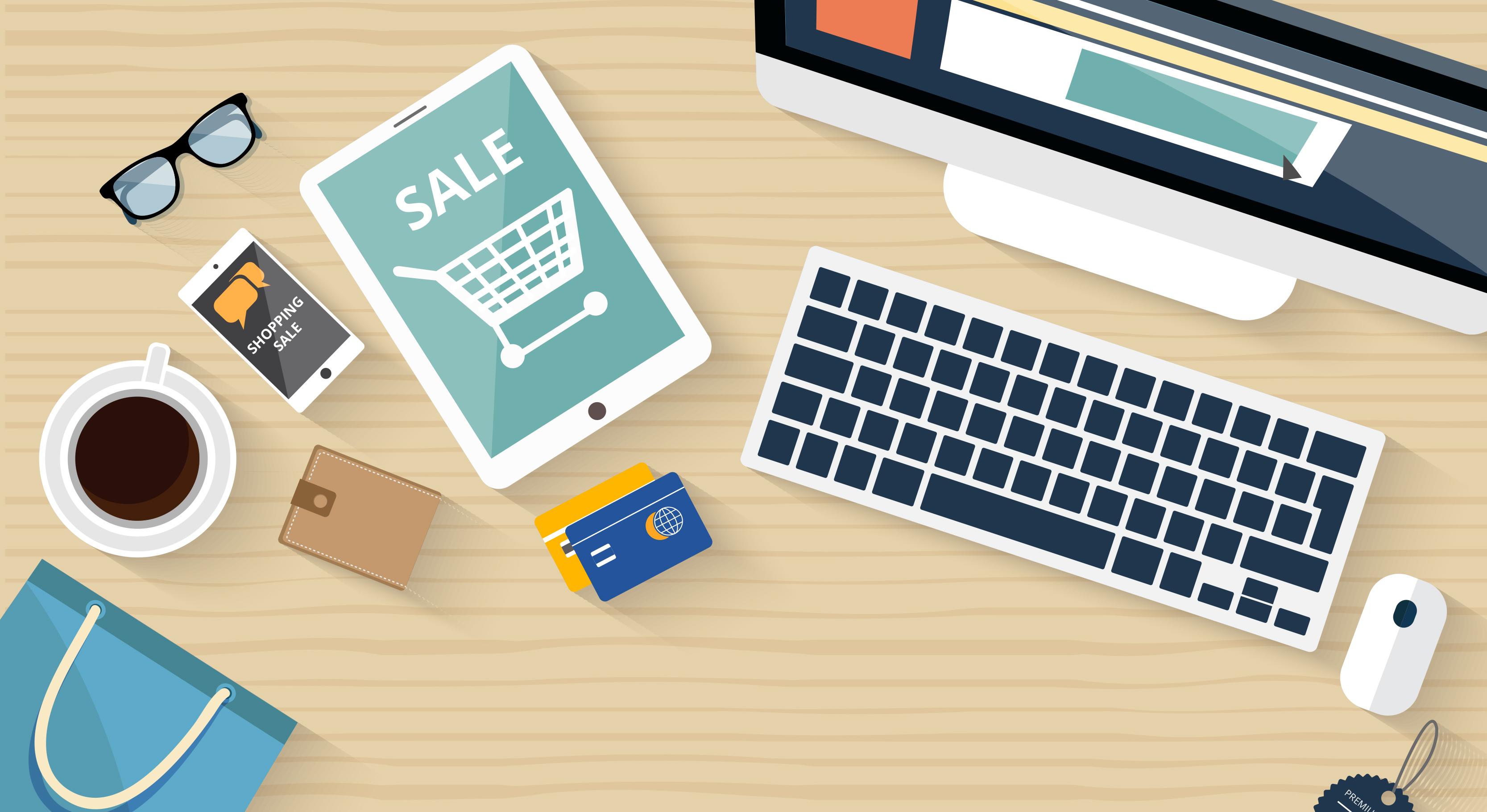 cách háng hàng online đắt khách