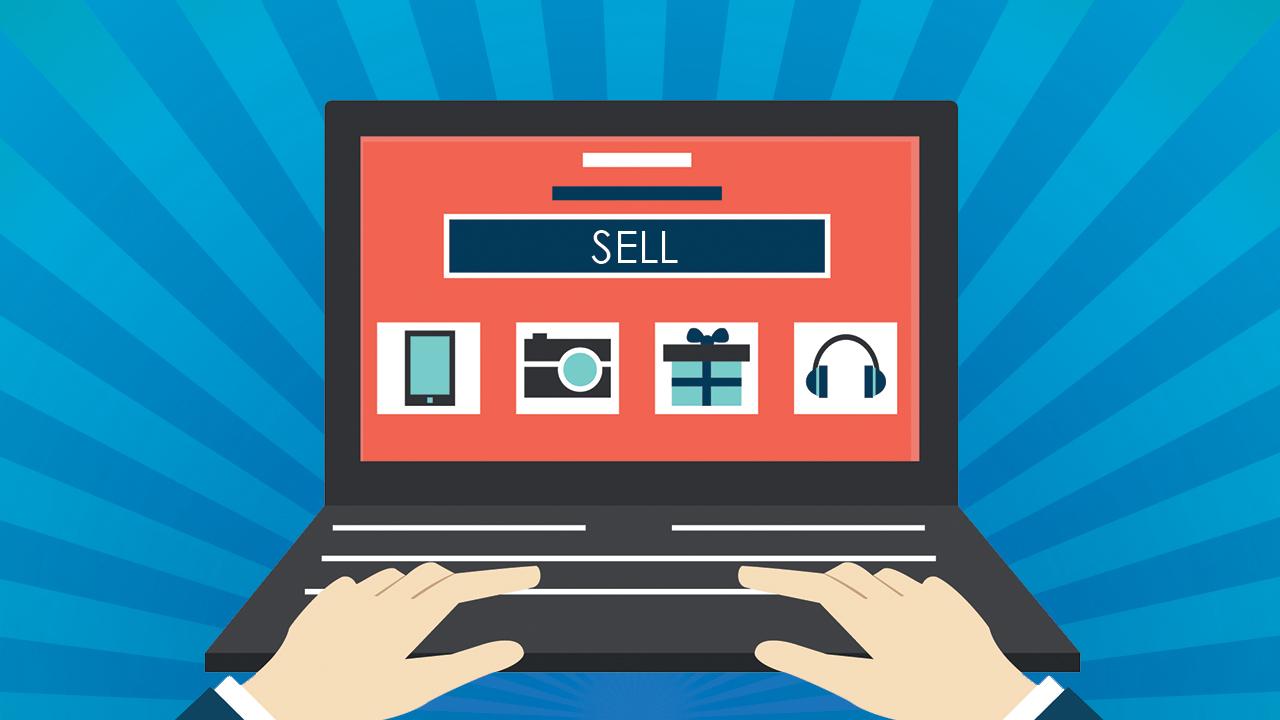 cách bán hàng trên mạng