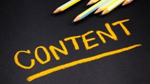 chuẩn bị content bán hàng online sớm