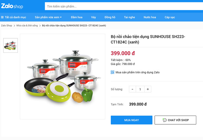 cách bán hàng trên zalo shop hiệu quả