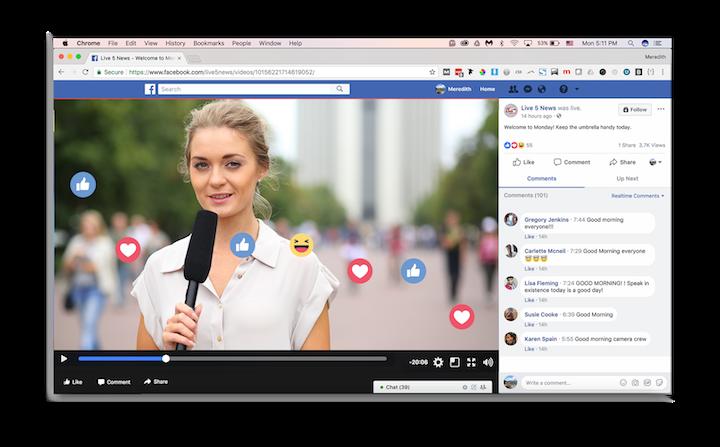 công cụ livestream khi bán hàng trên facebook