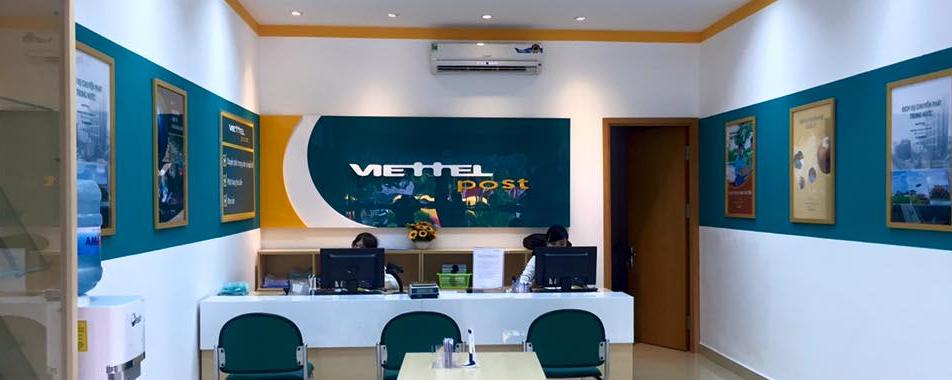 Bưu cục chuyển phát nhanh Viettelpost tại TP Hồ Chí Minh
