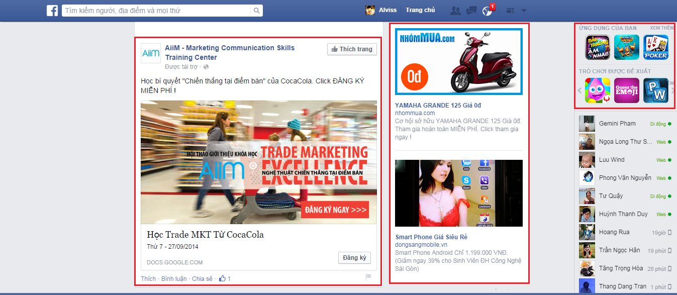 lựa chọn hàng để bán online trên facebook