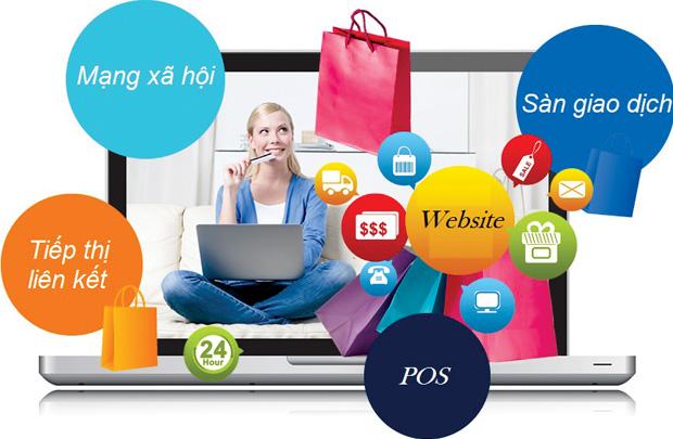 kinh doanh bán hàng đa kênh