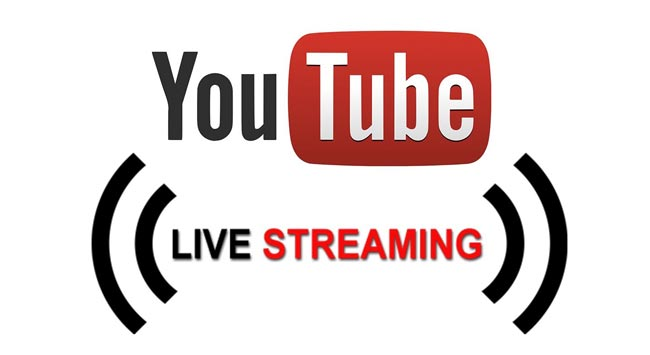 công cụ livestream trên youtube