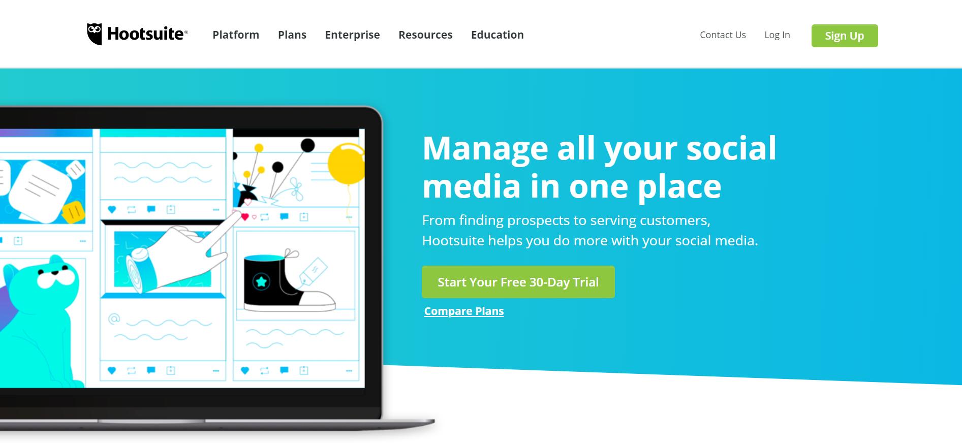Top 6 phần mềm quản lý fanpage tốt nhất – DooPage