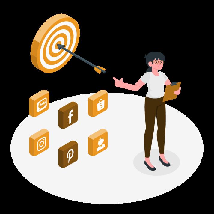 Phần mềm quản trị giúp tiếp cận khách hàng tiềm năng đa kênh