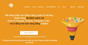 Doopage - phần mềm quản lý bán hàng đa kênh