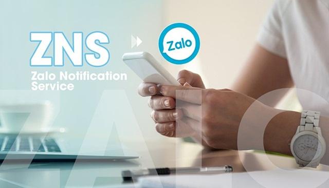 Khái niệm ZNS (Zalo Notification Service) là gì?